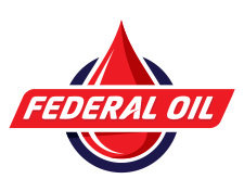 logo federal oil